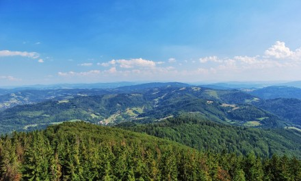 Nowe szlaki turystyczne w Beskidach
