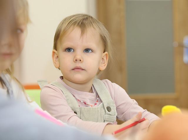Pierwsze dni dziecka w przedszkolu