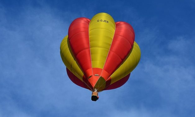 Jak daleko doleci balon?