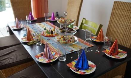 Urodziny w domu – jak zorganizować